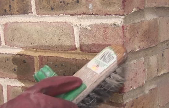 How To Remove Paint From Brick Wall