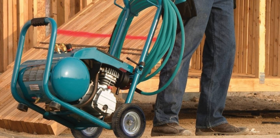 What Size Of Air Compressor Do You Need For The Framing Crew