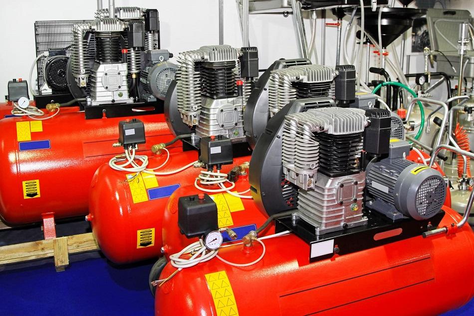 Why Should You Go For A Gas Air Compressor
