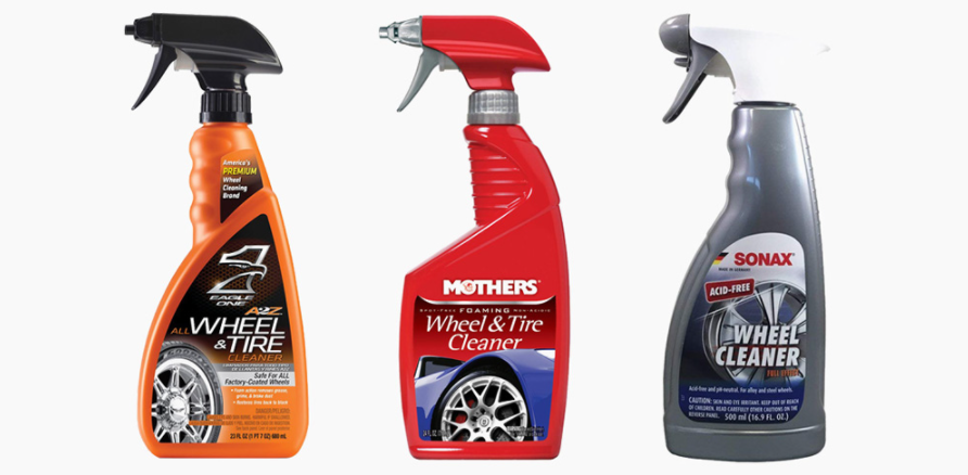 How Many Types of Wheel Cleaners Available & How Do They Work