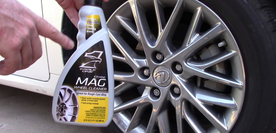 What To Consider Before Buying An Aluminum Wheel Cleaner