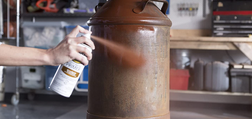 What to consider before buying a primer for rusted metal