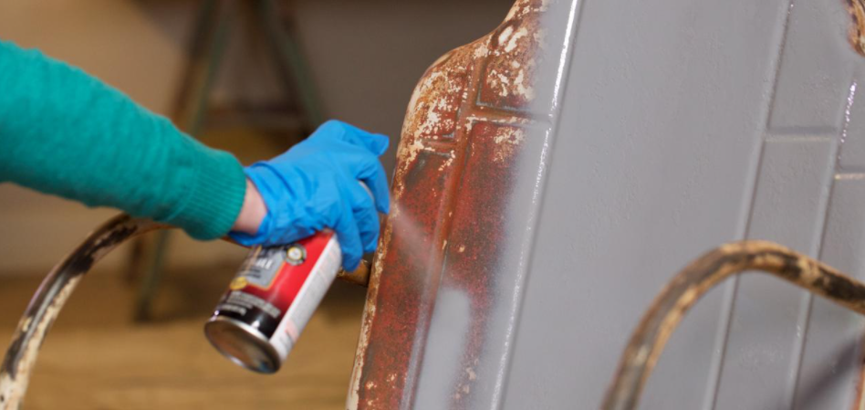 Why Should You Get A Primer For Rusted Metal