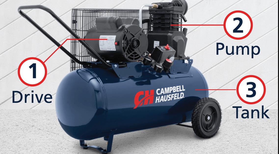 How Does An Air Pump Work
