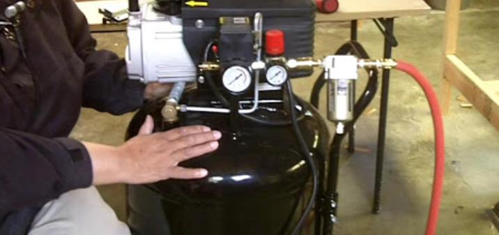 Portable Air Compressor Uses