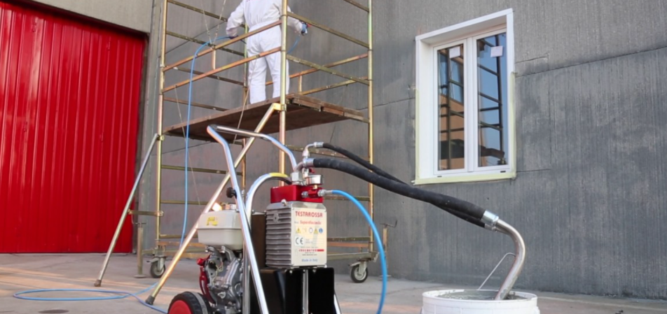 The Advantages of Using An Airless Paint Sprayer