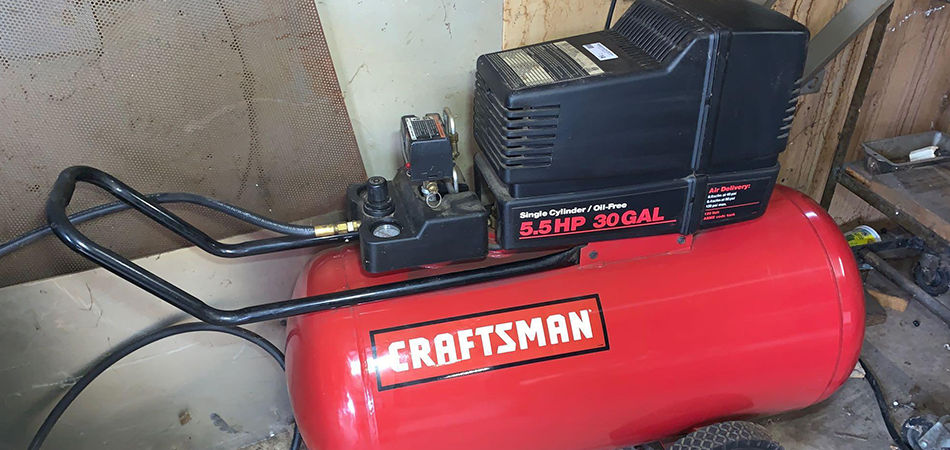Best Snap-On 20 Gallon Air Compressor