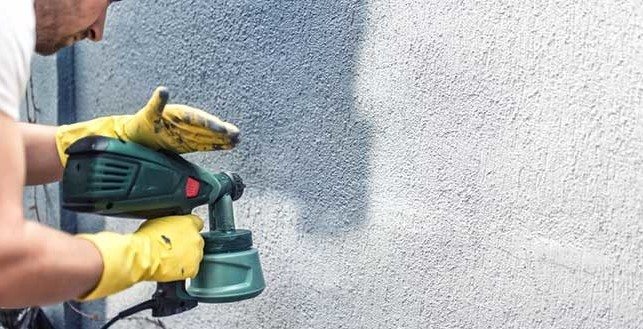 What to Consider Before Buying a Paint Sprayer for Exterior House