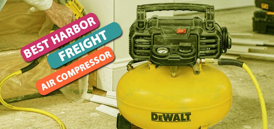 Best Harbor Freight Air Compressor